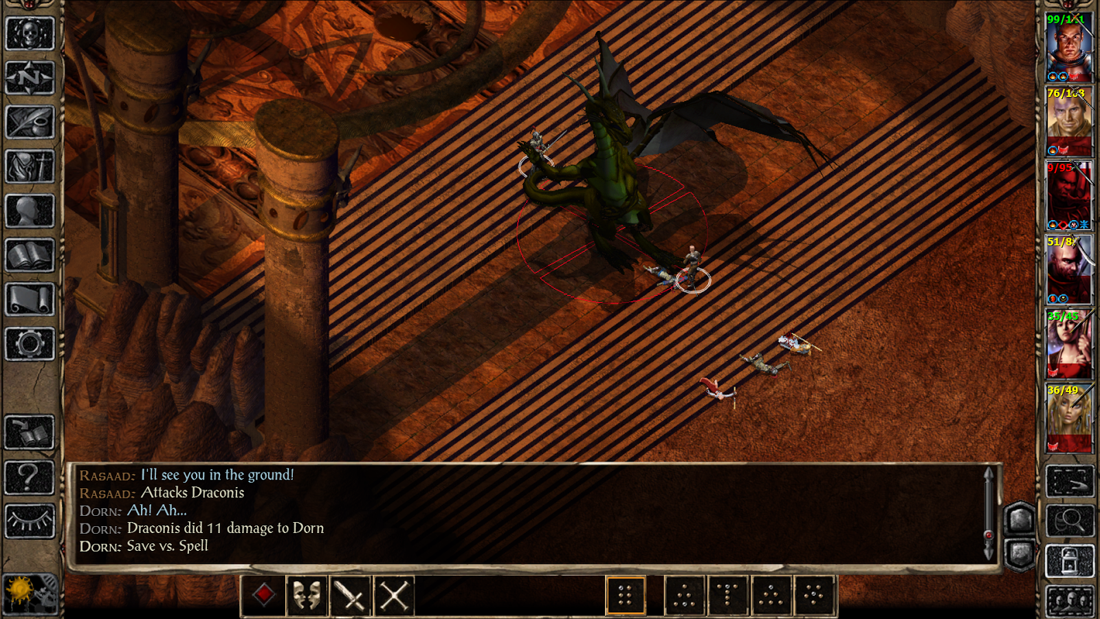 Baldur's Gate II Screenshot 7
