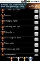 Screenshot of Trophies 4 UFC Undisputed 3