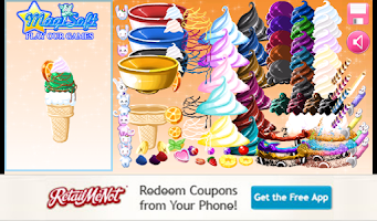 Screenshot of Ultimate Ice Cream Maker