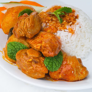 Coconut Chicken Curry Bay Leaf Recipes