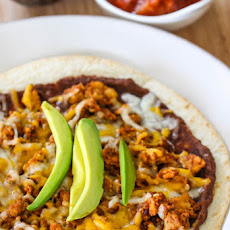 Quick n' Easy Mexican Pizzas
