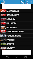 Screenshot of UK IPTV - Free LIVE TV