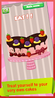 Screenshot of Cake Maker