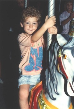 Kale at the county fair 1992ish