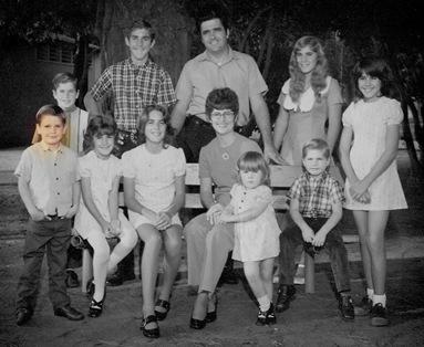 Goulet family 1973