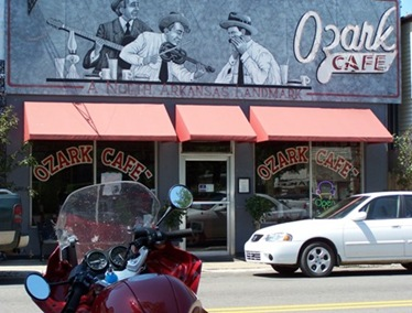 Ozark Cafe