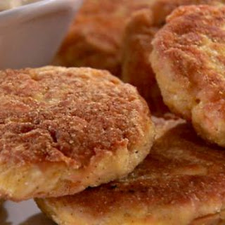 Salmon Croquettes No Eggs Recipes