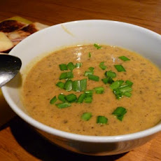 Sweet Potato Soup (Curried Kumara Soup)