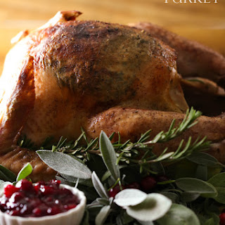Rosemary Sage Butter Turkey Recipes