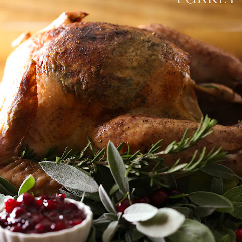 Sage Rosemary Turkey