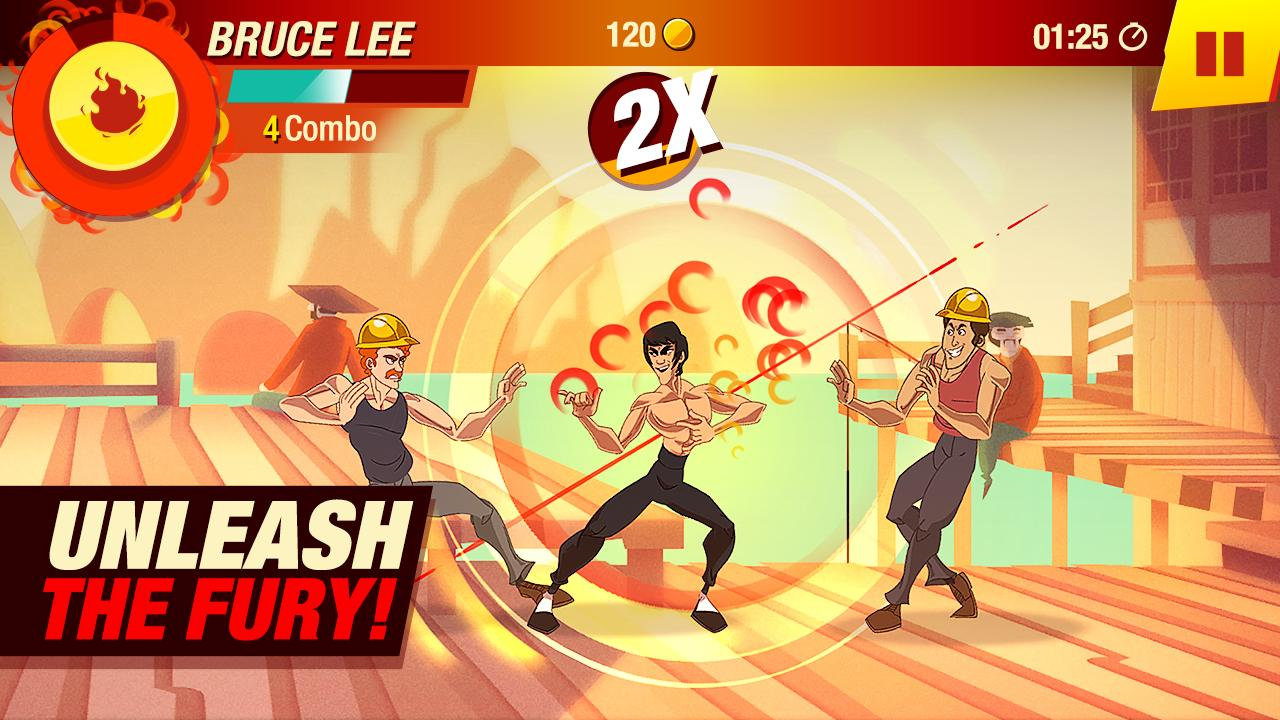 Bruce Lee: Enter The Game Screenshot 1