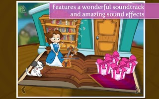 Screenshot of Beauty and the Beast