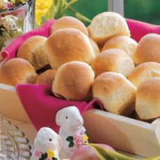 Tender Potato Rolls