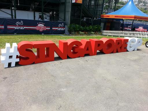 #SingaporeGP
