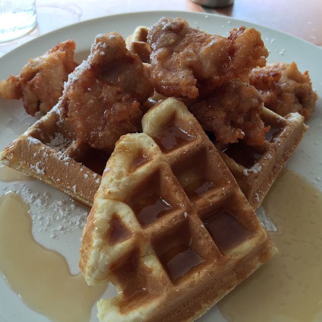 Ask for the GF chicken and waffles! | 1035 University Avenue, Honolulu ...