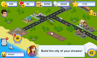 Screenshot of My Little City FREE