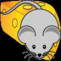 Mouse maze icon