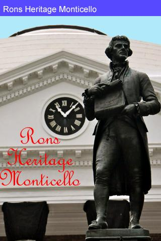 Rons Heritage Monticello