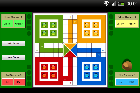 Ludo - screenshot