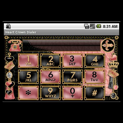 娛樂App|心臟的官方撥號 LOGO-3C達人阿輝的APP