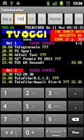 Screenshot of Televideo Rai