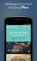 Screenshot of FreeCharge - Mobile Recharge