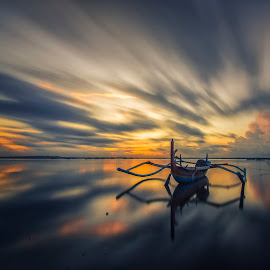 fajar by Rizki Mahendra - Landscapes Sunsets & Sunrises