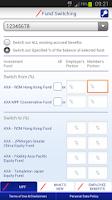 Screenshot of AXA@Work