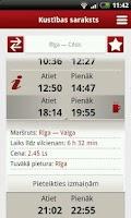 Screenshot of Pasažieru vilciens