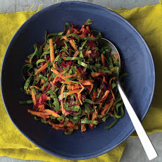 Beet and Carrot Slaw