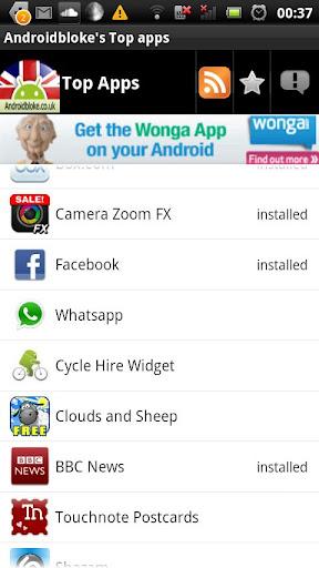 AndroidBloke App Spotter- BETA