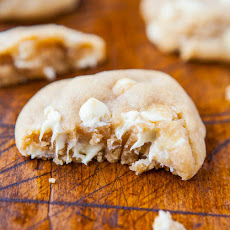 Coconut Oil White Chocolate Cookies