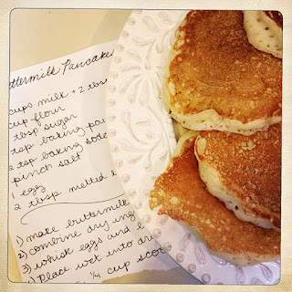 Buttermilk Pancakes Without Buttermilk Recipes