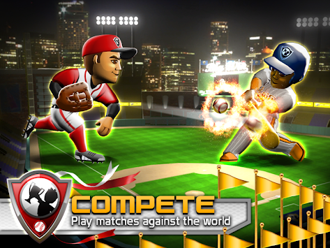 BIG WIN Baseball APK screenshot thumbnail 10