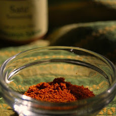 Toasted Paprika Salad Dressing
