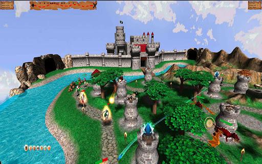 城堡防禦2