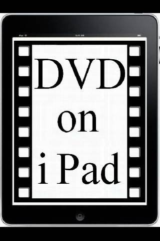 eBooks : DVD on iPad