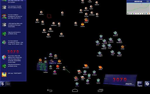 Spaceward Ho! - screenshot