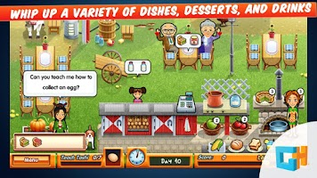 Screenshot of Delicious-Emilys Taste of Fame