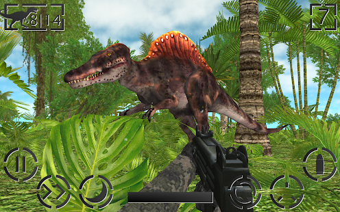 Dinosaur Hunter: Survival Game APK for Ubuntu