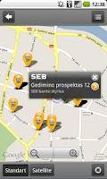 Screenshot of Baltic ATM