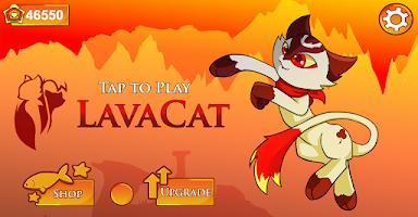 Screenshot of LavaCat