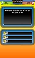 Screenshot of Jogo Trivia Quiz Bíblia Grátis