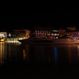 Limassol Marina by Theodoros Theodorou - Buildings & Architecture Public & Historical