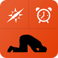 App Prayer times, Qiblah, Adzan apk for kindle fire