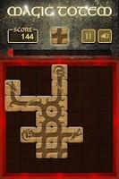 Screenshot of Magic Totem(QVGA)