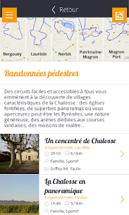 Explorateur en Landes Chalosse - screenshot