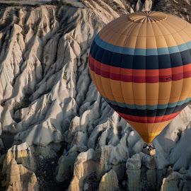 Cappadocia by Dimitar Pavlov - Landscapes Travel ( cappadocia )