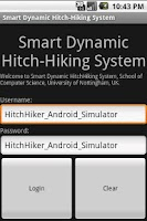 Screenshot of Smart Dynamic HitchHiking