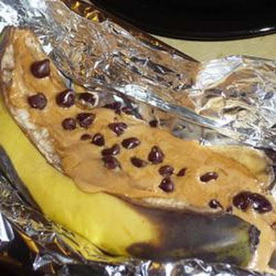 Peanut Butter Banana Melties